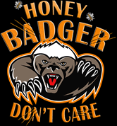 Honey Badger Glass
